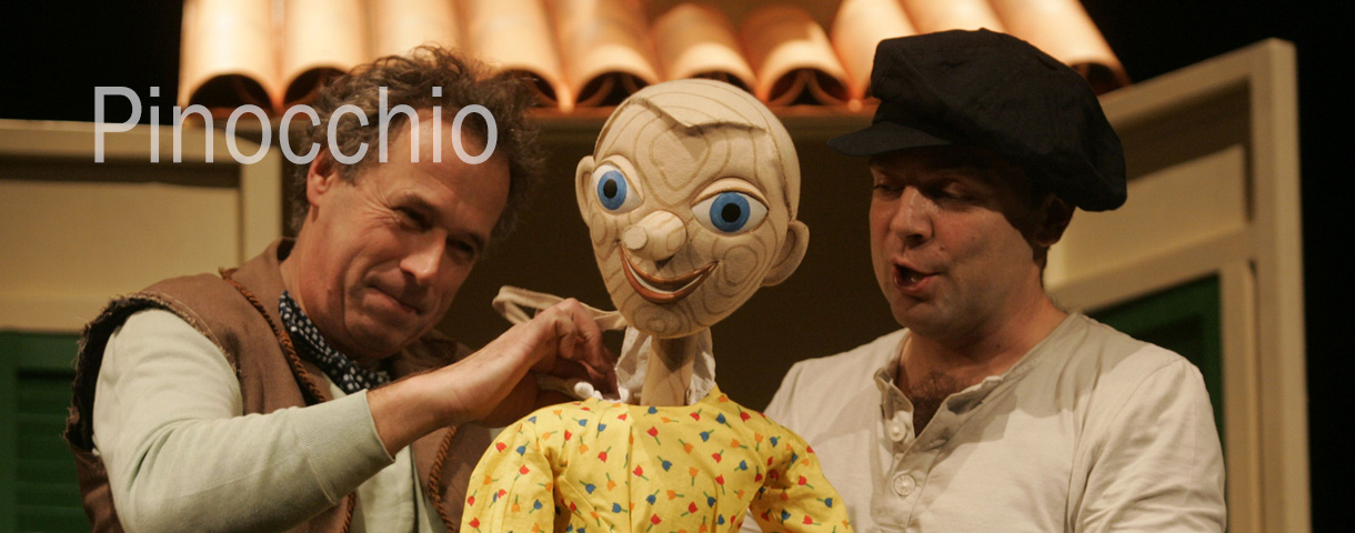 Pinokio divadlo